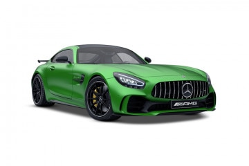 Photo of Mercedes-Benz AMG GT Roadster