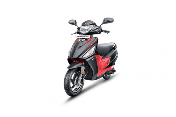 Photo of Hero Maestro Edge 125