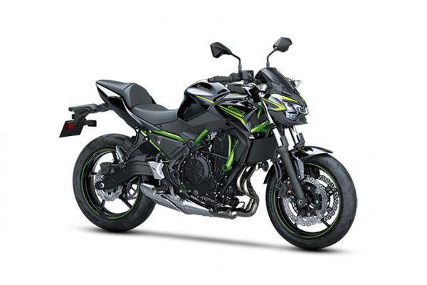 Photo of Kawasaki Z650