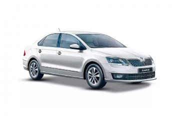 Skoda New  Rapid 1.0 TSI Rider Plus AT offers