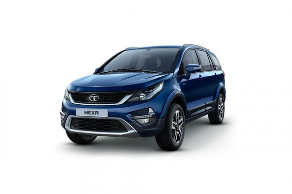 Photo of Tata Hexa