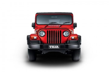Photo of Mahindra Thar CRDe