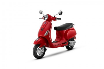 Photo of Vespa LX 125 BS6