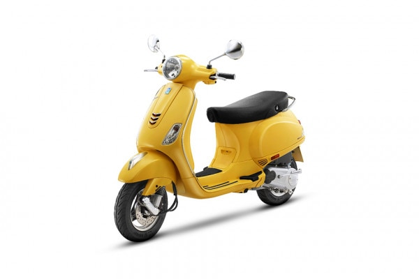 Photo of Vespa ZX 125