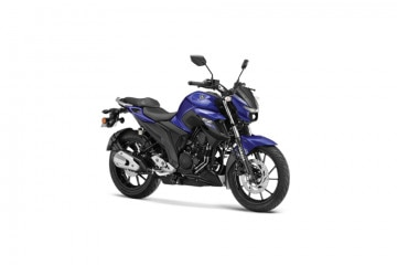 Photo of Yamaha FZ 25 BS6