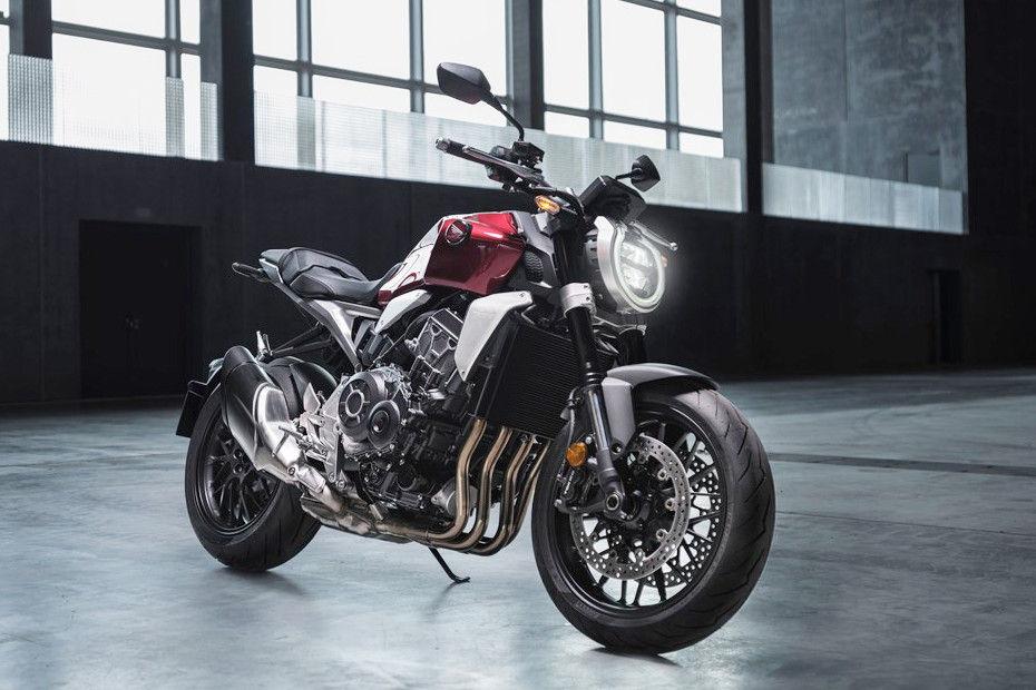 Photo of 2021 Honda CB1000R