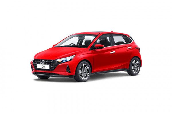 Photo of Hyundai i20