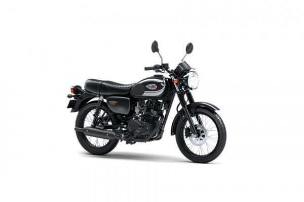 Photo of Kawasaki W175