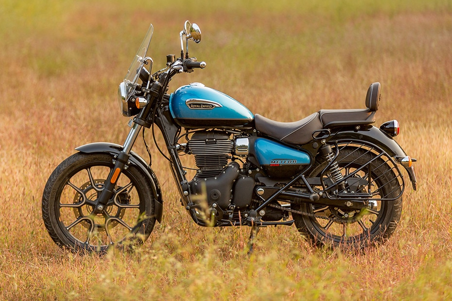 Photo of Royal Enfield Meteor 350