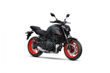 Photo of Yamaha MT-07
