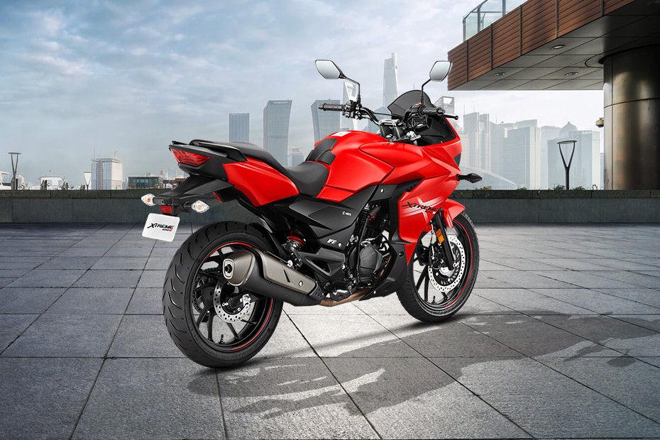Photo of Hero Xtreme 200S
