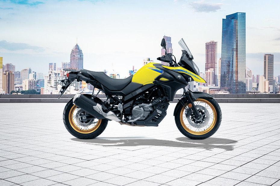 Photo of Suzuki V-Strom 650XT