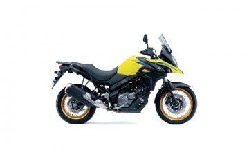 Photo of Suzuki V-Strom 650XT BS6