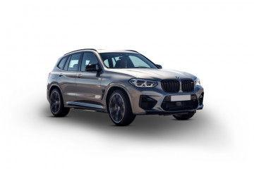 Photo of BMW X3 M