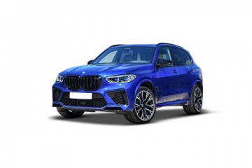 Photo of BMW X5 M Competition