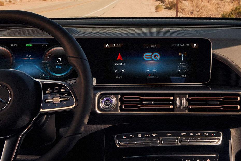 Photo of Mercedes-Benz EQC