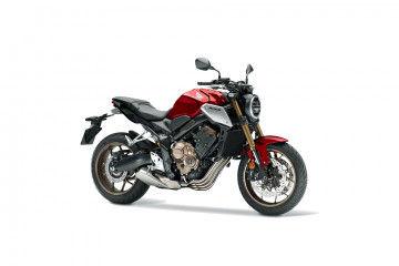 Photo of Honda CB650R