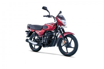 Photo of Bajaj CT 100 KS Alloy