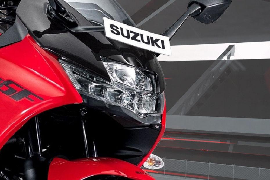 Photo of Suzuki Gixxer SF