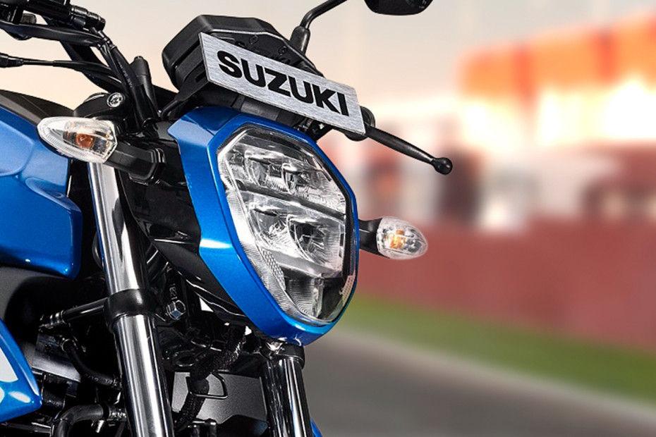 Photo of Suzuki Gixxer