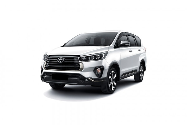 Photo of Toyota Innova Crysta 2021