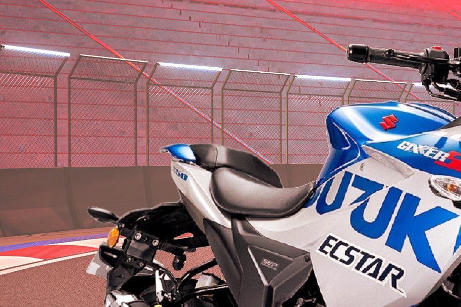 Photo of Suzuki Gixxer SF 250