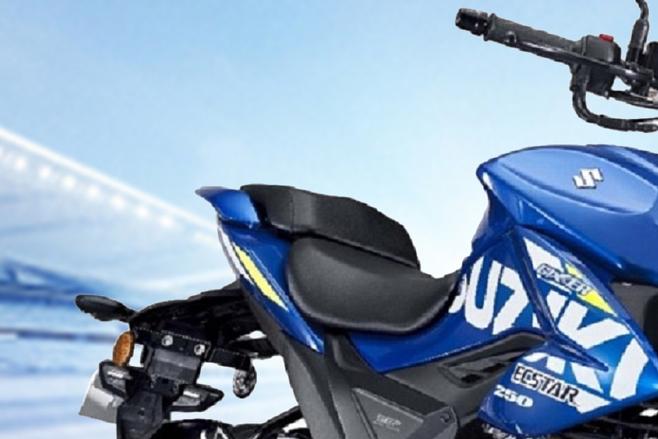 Photo of Suzuki Gixxer 250