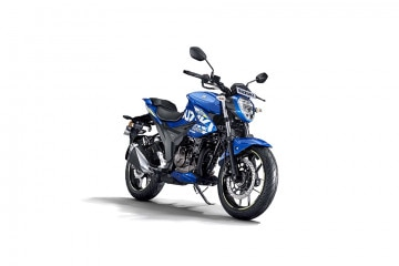 Photo of Suzuki Gixxer 250 BS6