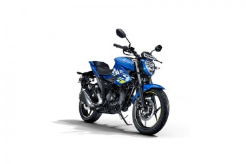 Photo of Suzuki Gixxer BS6