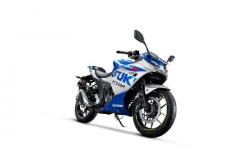 Photo of Suzuki Gixxer SF 250 Moto GP BS6