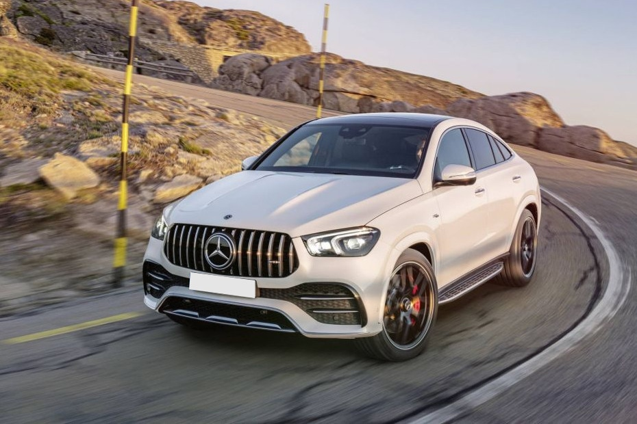 Photo of Mercedes-Benz AMG GLE 53