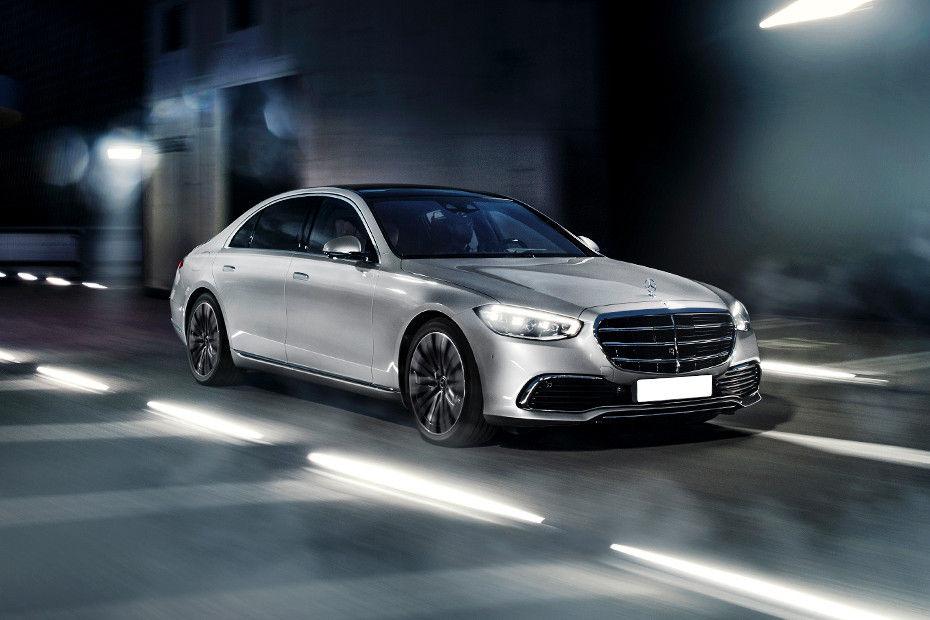 Mercedes-Benz S-Class 2021 Images, S-Class 2021 Interior ...