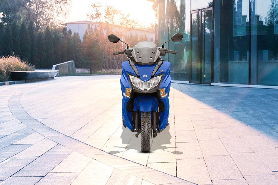 Photo of Suzuki Burgman Street