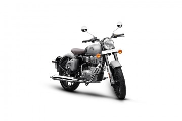 Photo of Royal Enfield Classic 350 BS6 Signals Edition