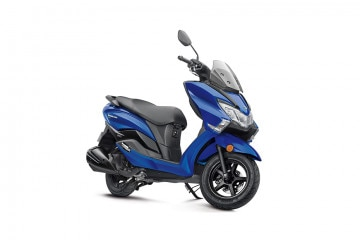 Photo of Suzuki Burgman Street BS6
