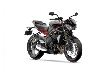 Photo of Triumph Street Triple R 2020