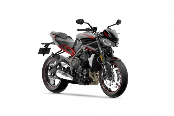 Photo of Triumph Street Triple