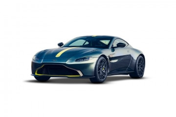 Photo of Aston Martin Vantage V8