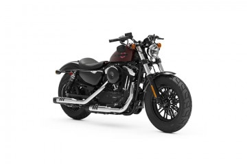 Photo of Harley Davidson Forty Eight BS6