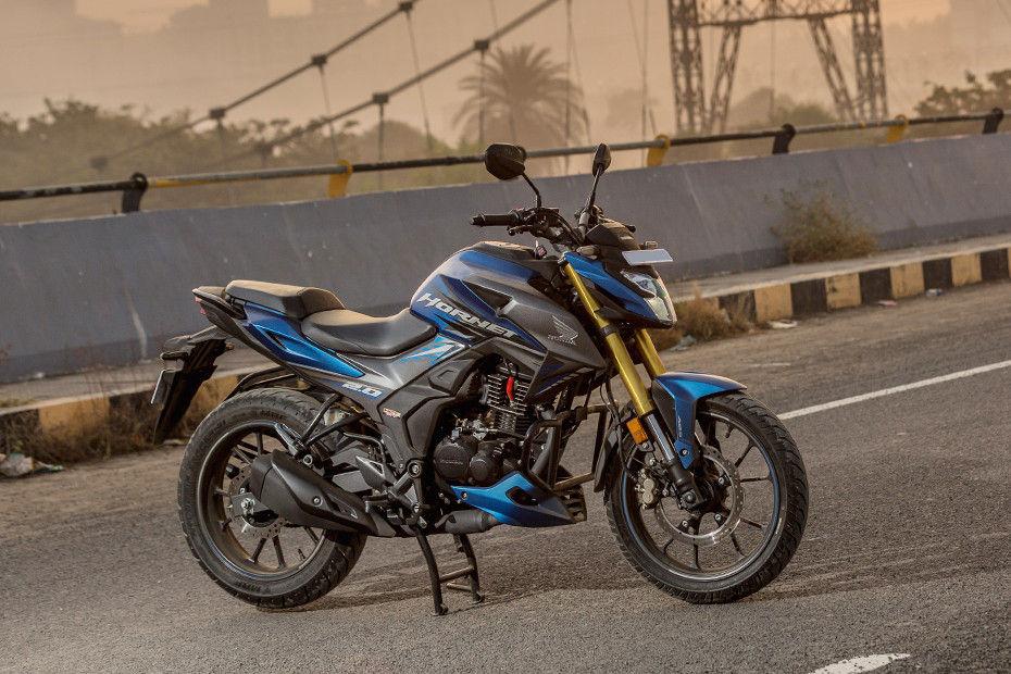 Photo of Honda Hornet 2.0