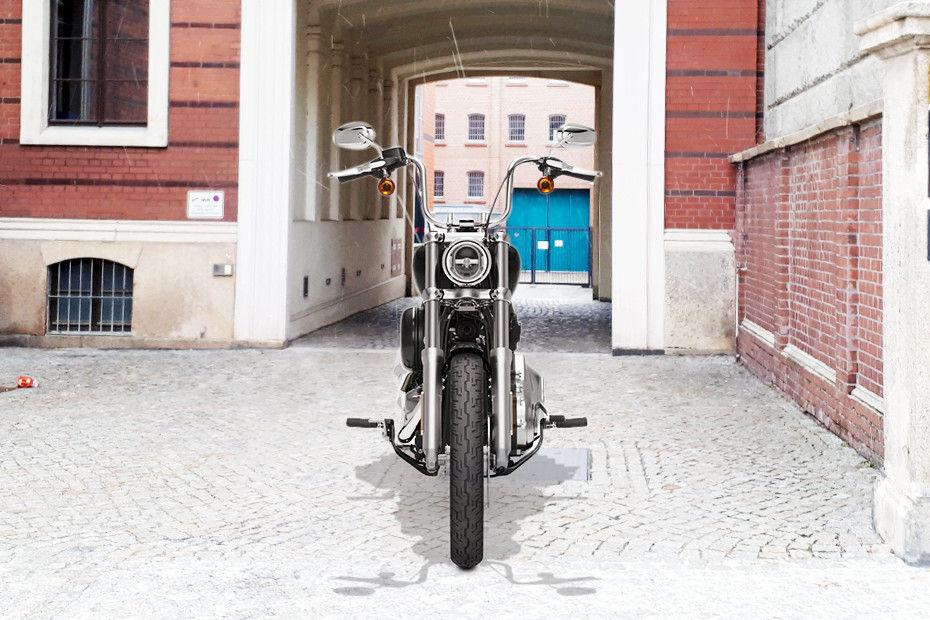 Photo of Harley-Davidson Softail