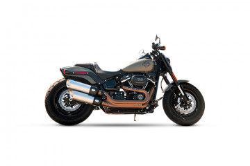 Harley Davidson Fat Bob 114 BS6