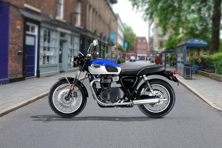 Photo of Triumph Bonneville T100