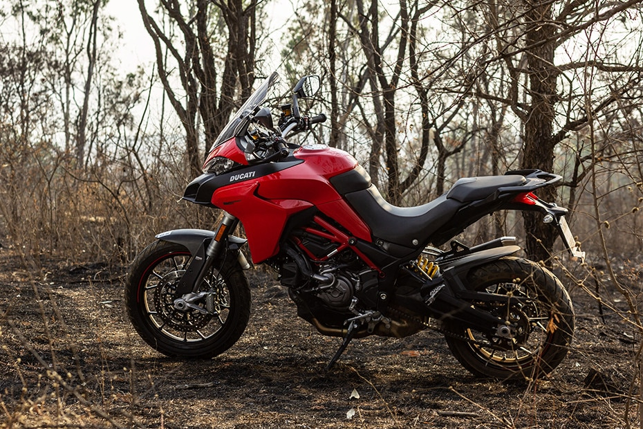 Photo of Ducati Multistrada 950