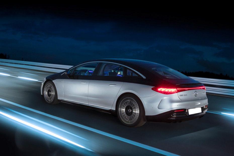 Photo of Mercedes-Benz EQS