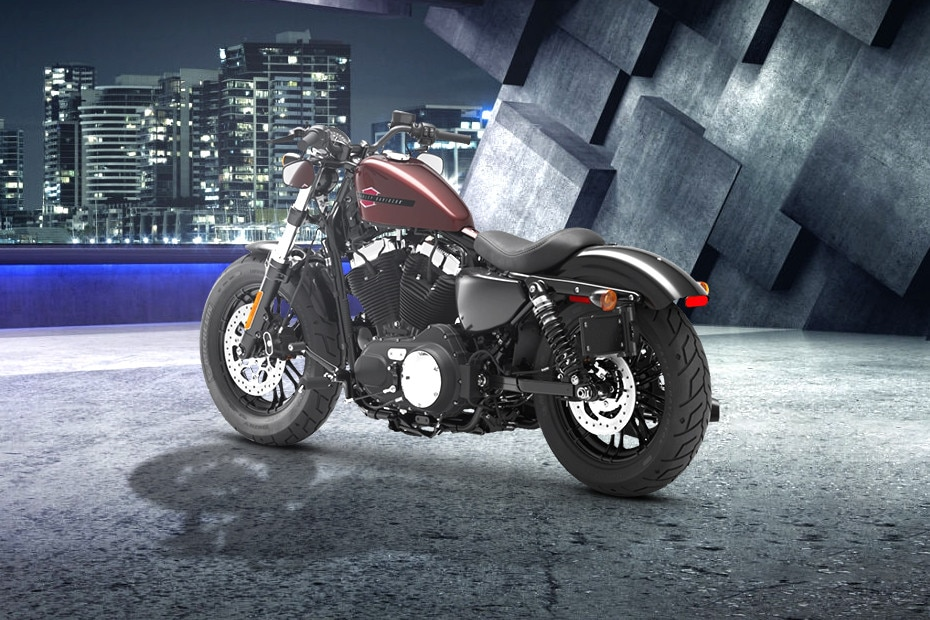 Photo of Harley Davidson Forty Eight