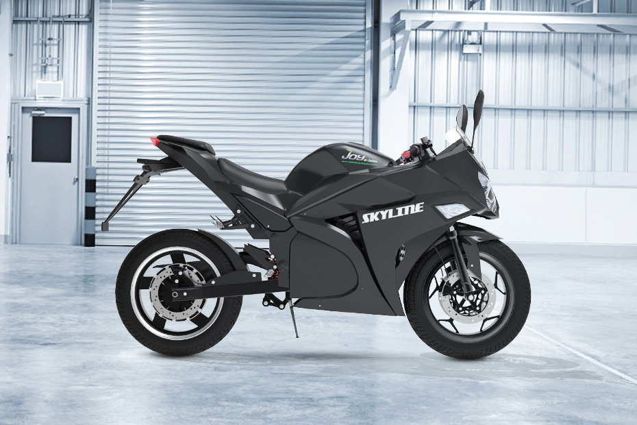 Photo of Joy e-bike Skyline