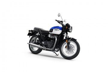 Photo of Triumph Bonneville T100 Black