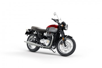 Photo of Triumph Bonneville T120 Black