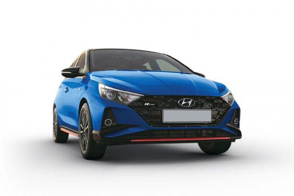 Photo of Hyundai i20 N Line